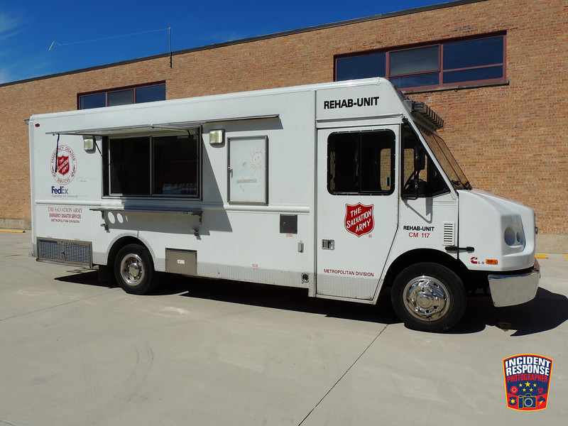 Chicago Salvation Army EDS Rehab Unit Canteen