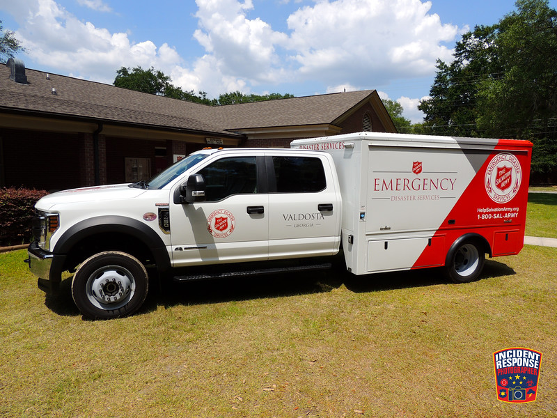 Emergency Disaster Services (EDS) Rapid Response Vehicle