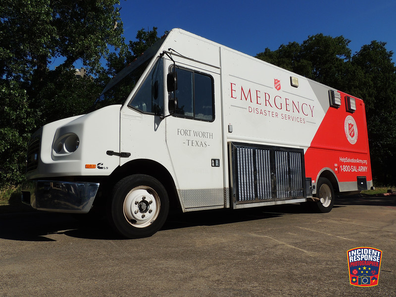 Salvation Army Emergency Disaster Services (EDS) Texas Division