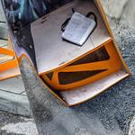 Pearl Street Passage Mirror Seat Design
