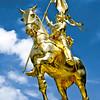 Joan of Arc (Emmanuel Fremiet, 1889)