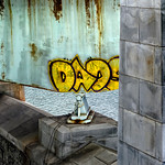 Schuylkill River Bridge Graffiti