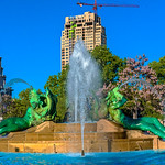 Logan Circle Fountain