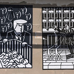 Trump & Rizzo, Street Art