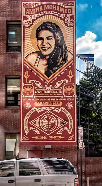 Prison Reform Mural