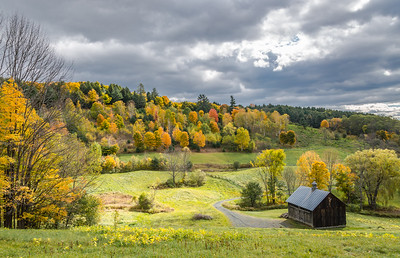 Sleepy Hollow Farm - Pomfret, VT