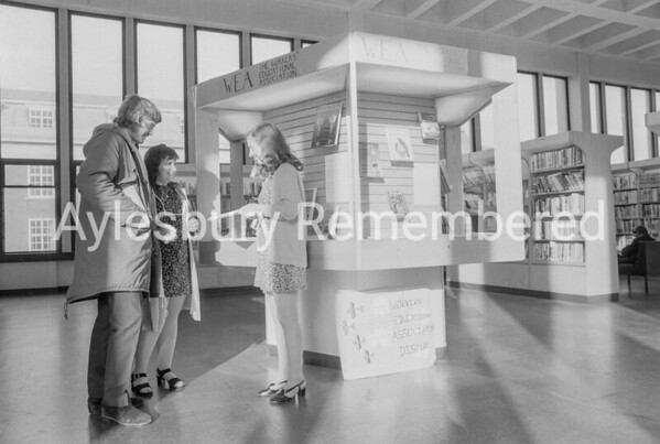 County Library, Sep 1972