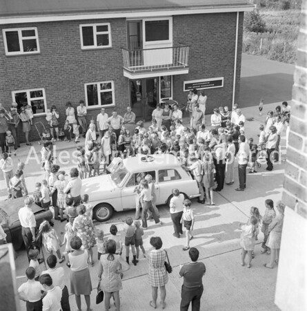 Fire Station Open Day, Sep 1973