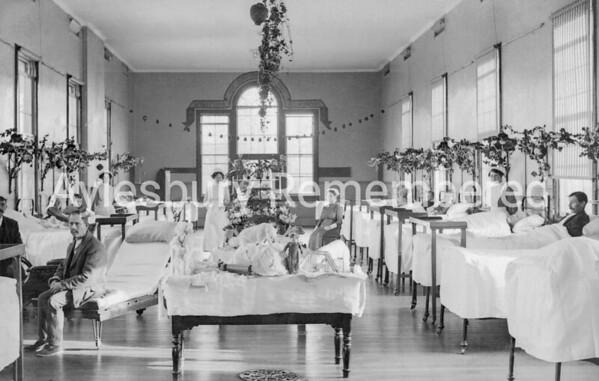 Royal Bucks Hospital, 1900s