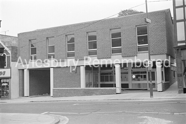 New High Street Post Office, Sep 30th 1972