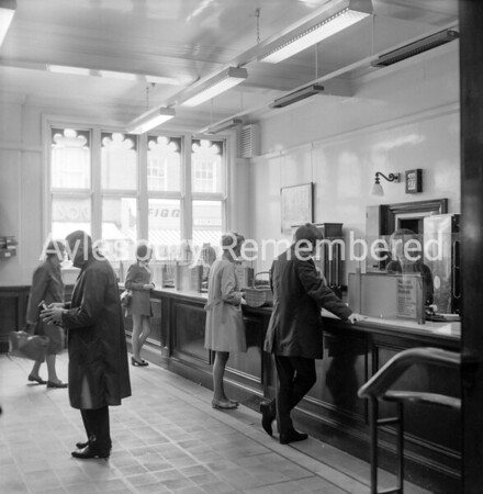 Post Office in High Street, Aug 27 1969