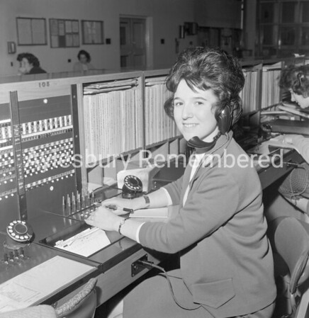 Women of Telephone Exchange, Mar 22nd 1962