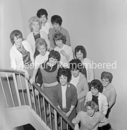 Women of Telephone Exchange, Mar 22nd 1962