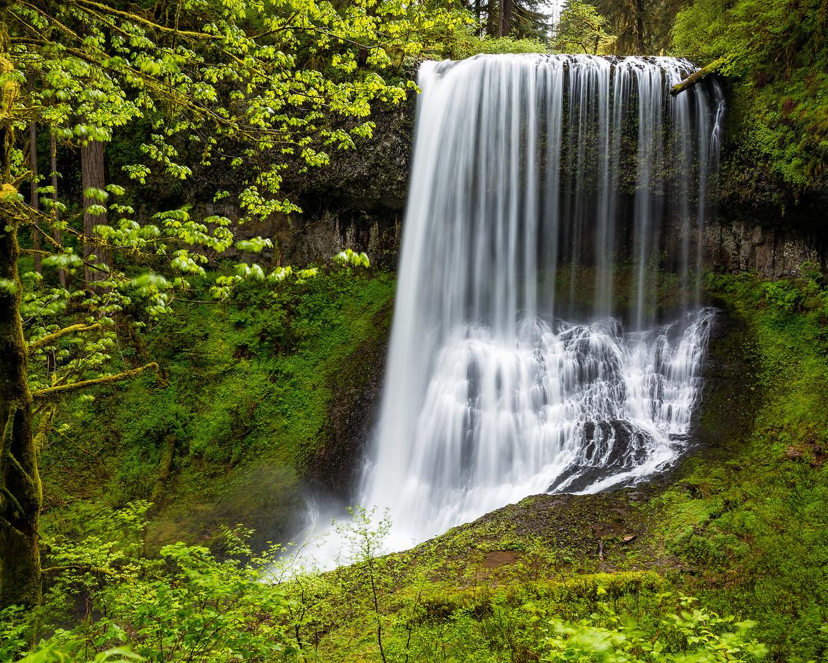 Middle North Falls, Oregon