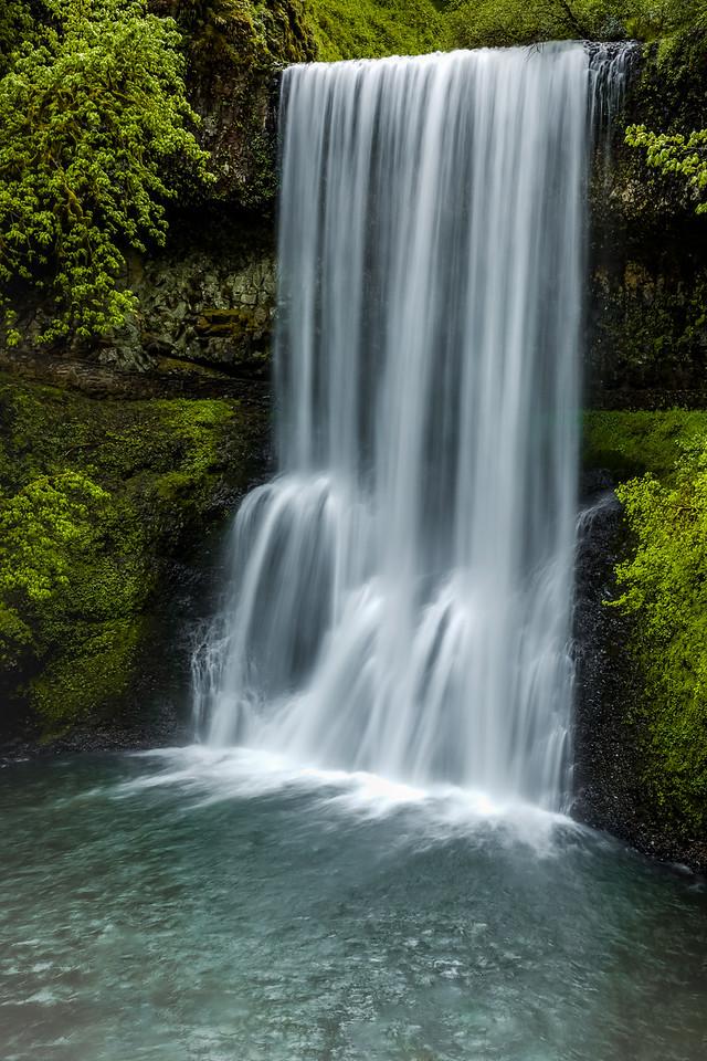 Lower South Falls, Oregon