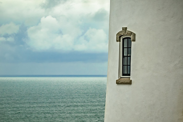 A Window On The Sea