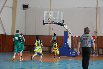 basketbal chlapci