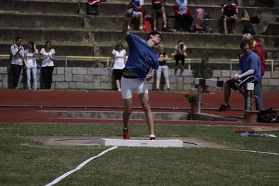 atletika hody