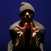 All photos by Jati Lindsay/Hip-Hop Theater Festival<br /> In photo: B. Yung