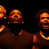 All photos by Jati Lindsay/Hip-Hop Theater Festival<br /> In photo (l to r): Michael Turner, Khalil Anthony, Dahlak Brathwaite