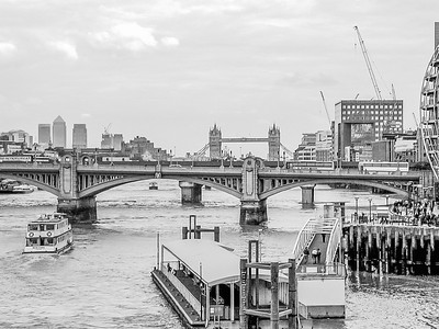 Boats, buses and bridges