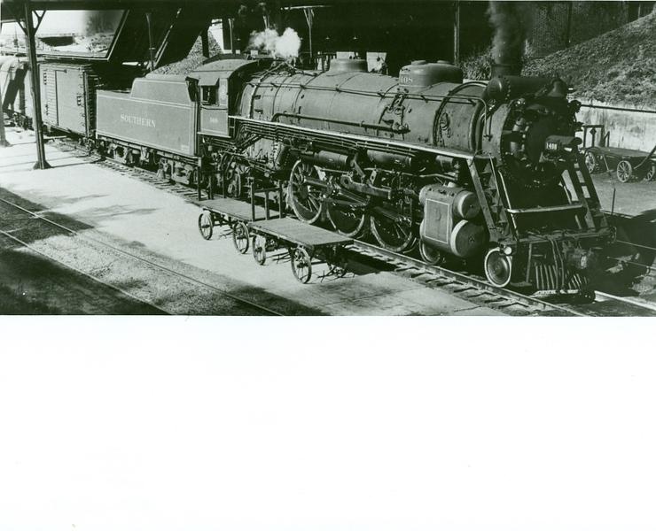 Southern Railway Passenger Local 135  (09846)