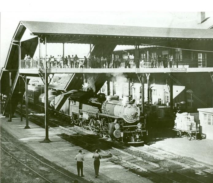 Southern Railway Steam Engine  (09834)
