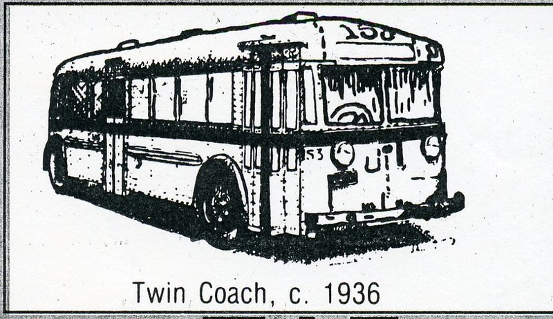 Twin Coach, C. 1936 (4584)