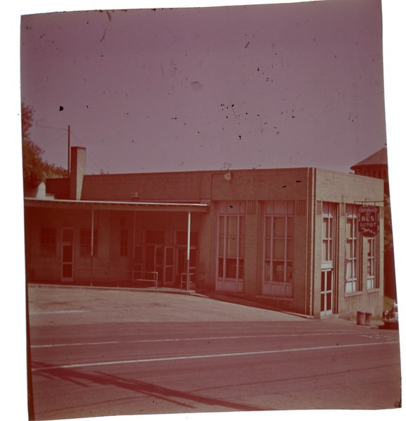 Greyhound Bus Station  (09788)