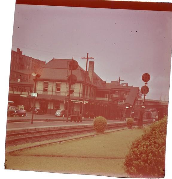 Norfolk and Western Railway Station  (09776)