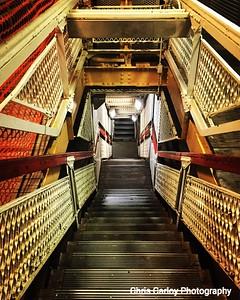 Platform Staircase