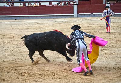Distracting the Bull Again
