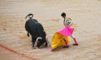 The Bull Charges Juan José Padilla