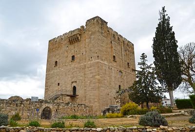 Kolossi Castle ..... 1454 A.D.