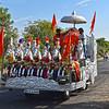 Pilgrims on Their Way to Revere Sai Baba of Shirdi (1835 - 1918)