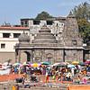 The Kalaram Temple Precinct