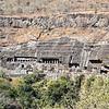 The Ajanta Caves (300 B.C. - 650 A.D.)
