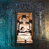 Another Statue of Buddha at the Ajanta Caves