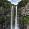 Jeongbang Waterfall ..... 75 Feet Tall