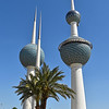 The Kuwait Towers ..... a National Symbol