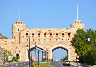Muscat's Gate