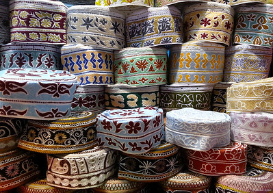 Omani Hats --- Kumma