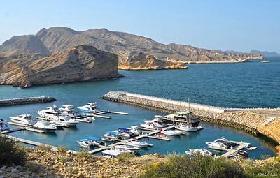 The Marina at the Shangri-La's Barr Al Jissah Resort