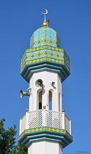 Mosque in Muttrah