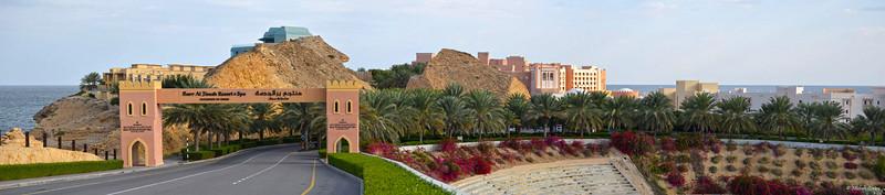 Shangri-La's Barr Al Jissah Resort