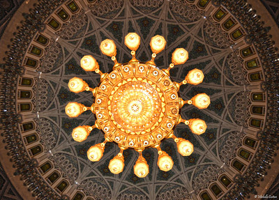World Record Chandelier in 2000