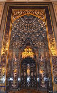 The Mihrab --- Orientating the Muslim Toward Mecca