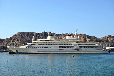 Al Said --- The World's Most Powerful and Highest Displacement Super-Yacht