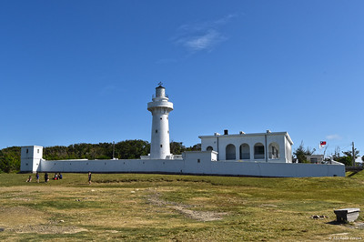 The Eluanbi Lighthouse ..... (1882 / reconstructed 1962)