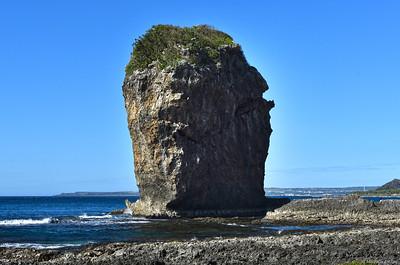 Chuanfanshih (Sail Rock)